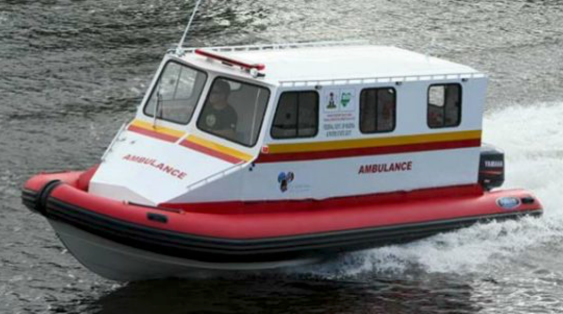 Photo bateau Ambulance