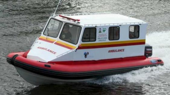 Photo bateau Ambulance
